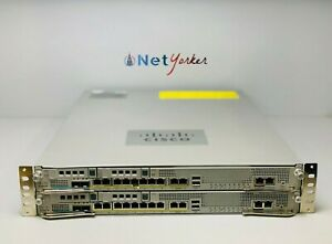 Cisco-ASA5585-ASA5585-S10X-K9-Security-Plus-Firewall-WITH-2x-ASA5585-SSP-IPS10