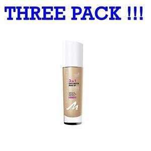 Three-Pack-Manhattan-Foundation-Easy-Match-3In1-3x30ml-Golden-Honey-38