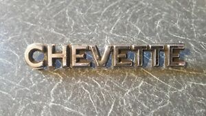 VAUXHALL-CHEVETTE-BADGE