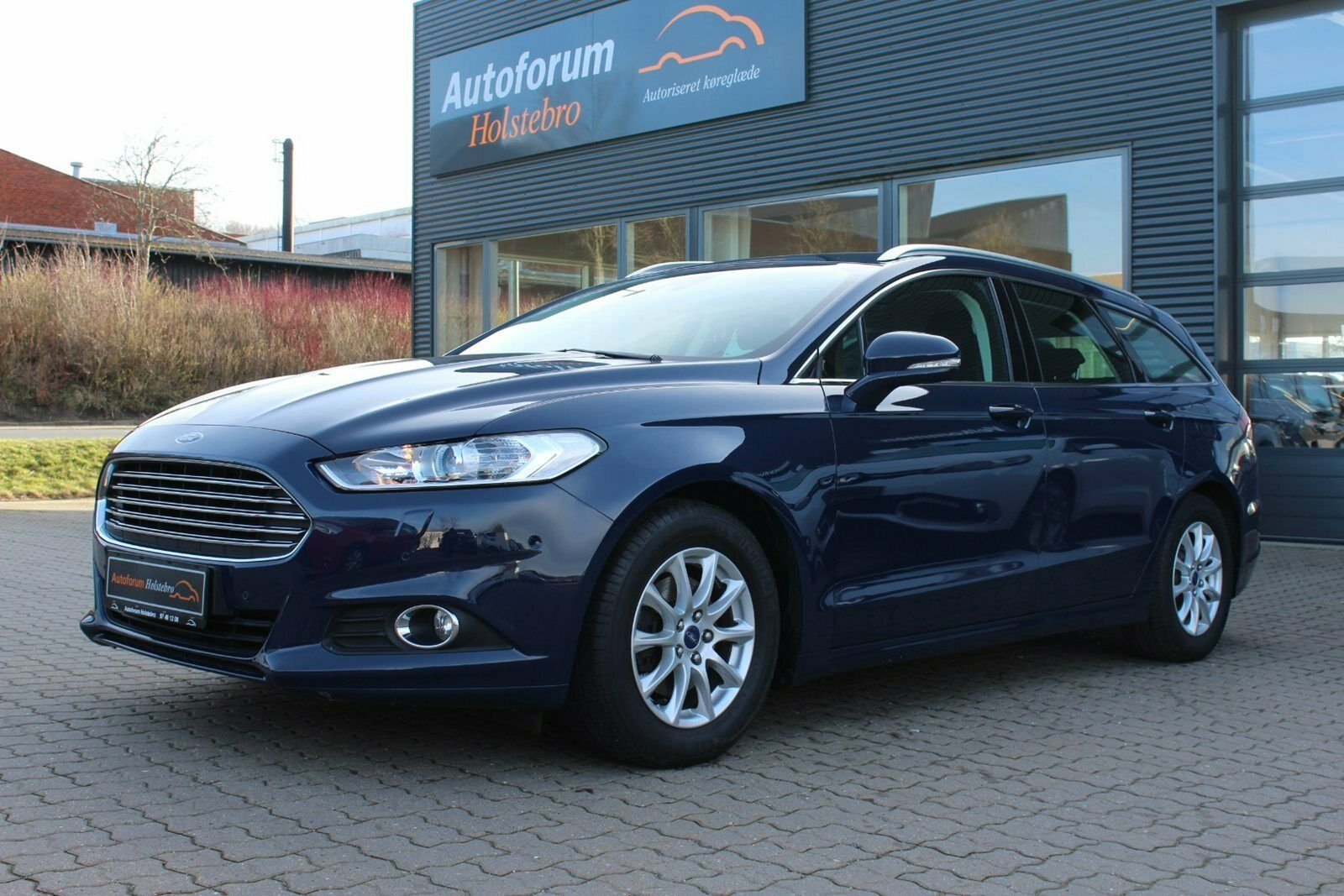Ford Mondeo 2,0 TDCi 150 Trend stc. ECO 5d - 204.800 kr.