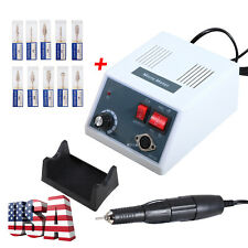 New Listingnew Dental Lab Marathon Electric Micromotor 35k Rpm Handpiece Polishing Unitampbur