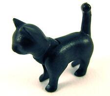 Playmobil~Miniatures~Animal~Black Cat~Dollhouse~Mansion~City Life~Vet~Zoo