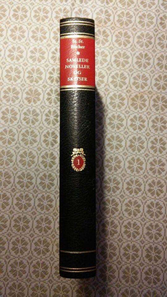 Steen Steensen Blicher samlede noveller og skitser,