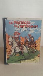 Gabriel-Talon-La-Protegee-de-D-039-Artagnan-1945-Ediciones-S-A-E-T-L