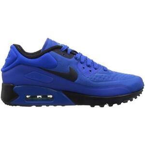Size 8 NIKE Men AIR MAX 90 ULTRA SE 845039 401 Blue Dark  d87de0a67d135