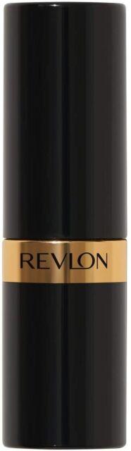REVLON SUPER LUSTROUS LIPSTICK (choose shade from drop down list)
