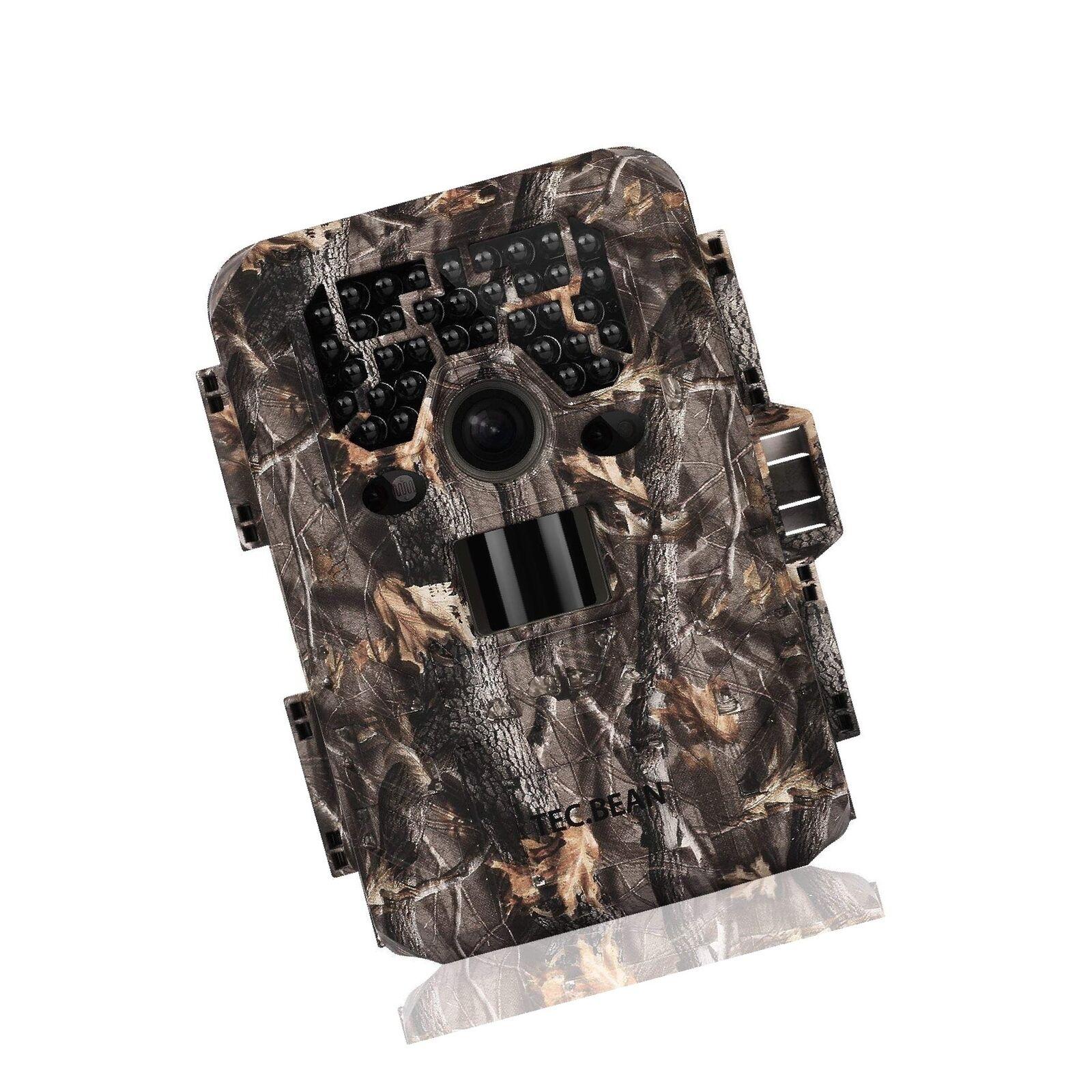 TEC.BEAN Trail Camera 12MP 1080P Full HD Game & Hunting Camera ... Free Shipping