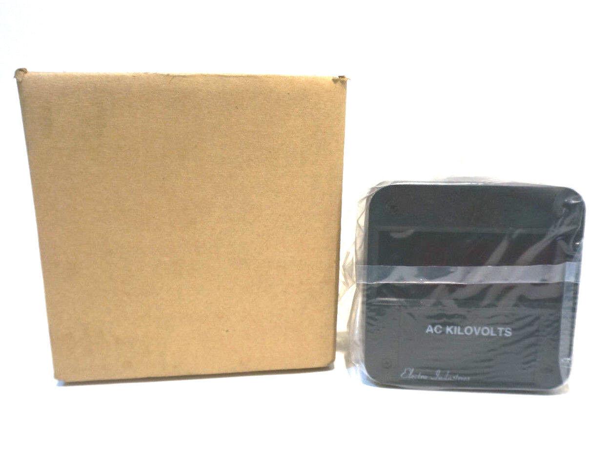NEW ELECTRO INDUSTRIES FVA120-D2 DIGITAL METER FVA120D2
