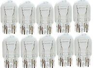 Wagner Lighting 7443 Rearlamp /tail Lamp/ Auto Light Bulbs- Box Of 10
