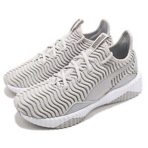 3ab088f057e Puma Defy Wns X SG Selena Gomez Grey Silver White Women Running ...