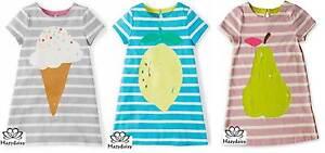 Mini-Boden-dress-girls-stripy-logo-jersey-summer-t-shirt-sun-age-2-3-4-5-6-7-8