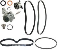 Toyota Corolla 1992-1997 1.6 Timing Belt Water Pump Tensioner Seals Kit on sale