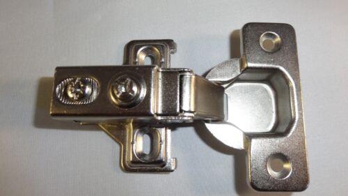Euro Frame Hinge Hardware1//2-Inch Overlay Hinge European Cabinets Kitchen Hingr