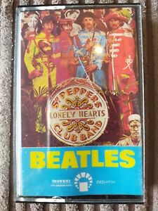 The Beatles Sgt. Peppers Unofficial Release IMD6916 Cassette