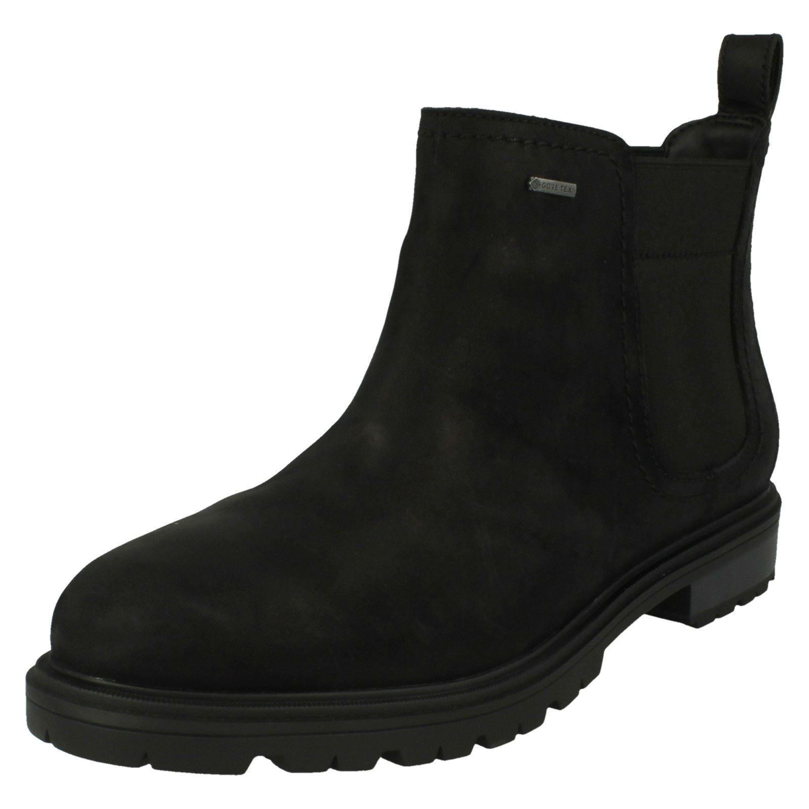 Para Mujer Clarks Tire de botas al Tobillo doxburyjazzgtx