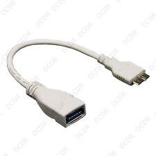 Male USB 3.0 B to Female USB A  Adaptor OTG Lead for Samsung Galaxy Note 3 N9000