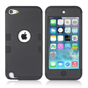 Heavy-Duty-Hybrid-High-Impact-Armor-Protective-Case-Apple-iPod-Touch-5-6th-Gen