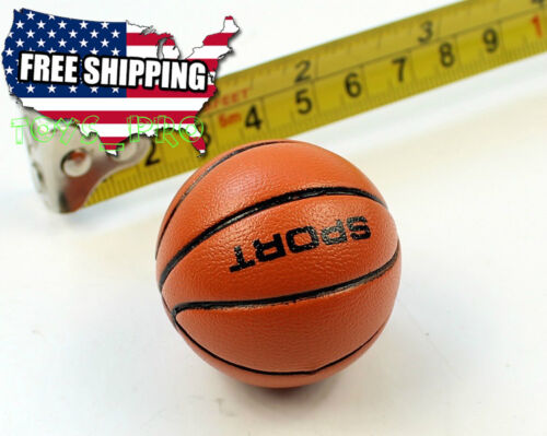 "1//6 Scale Basketball For Stephen Curry 12/"" Hot Toys Jordan Action Figure ❶USA❶"