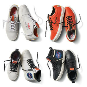 Vans x NASA Space Voyager Old Skool SK8-HI 46 MTE DX White ... c87b181dff2