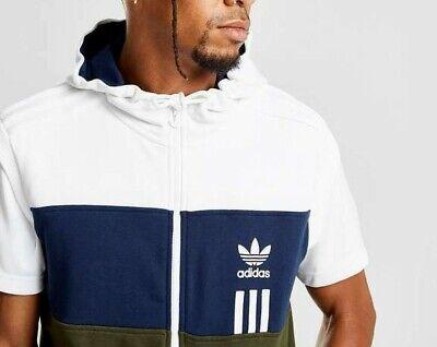 RARE!!!! Adidas Side Tape Hoodie Jacket