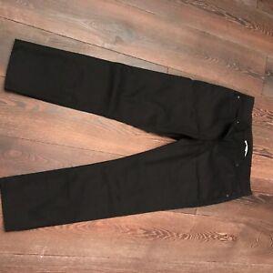 Størrelse Mccartney Brand Stella Jeans New Sort Mænds 34 wZBxTP