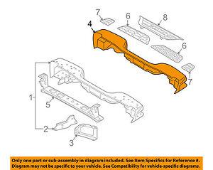 Chevrolet GM OEM 03-06 Avalanche 1500 Rear Bumper-Cover 12335681 |