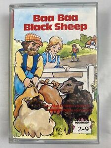 BAA-BAA-BLACK-SHEEP-CASSETTE-TAPE-rare