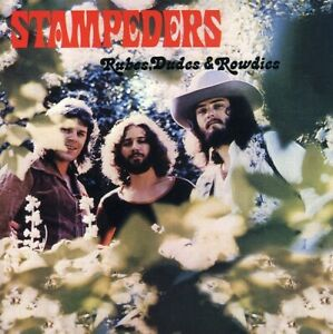 The-Stampeders-Rubes-Dudes-and-Rowdies-New-CD