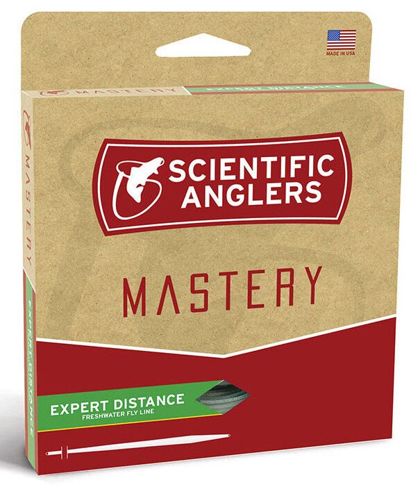 SA Mastery Expert Distanc WF-8 Floating Fly Line -   Mist Green -Free US Ship  designer online