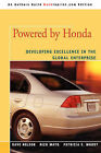 Powered by Honda: Developing Excellence in the Global Enterprise by R Dave Nelson (Paperback / softback, 2007)