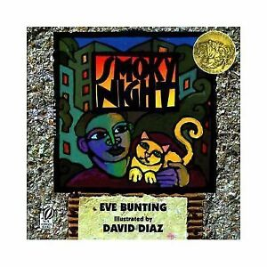 Smoky-Night-by-Eve-Bunting-1999-Paperback-Eve-Bunting-1999