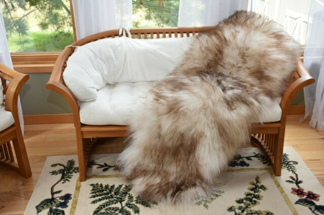 Merino Sheepskin Rug Soft Wool