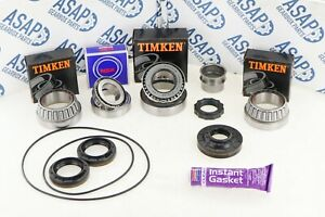 Land-Rover-Freelander-2-Rear-Diff-Differential-parts-bearings-seal-kit