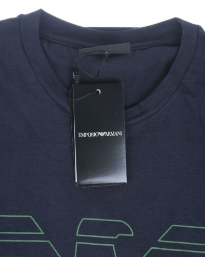 Sweatshirt Shirt Bleu Emporio 3z1t901j11z Italie T 922 Homme Armani Sxawtv4