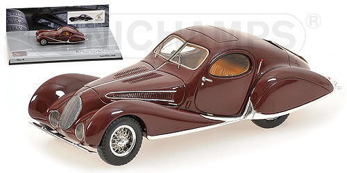 Talbot Lago T 150-C-SS Coupe 1937 1 43 Minichamps 437117120