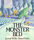 The Monster Bed by Jeanne Willis, Susan Varley (Paperback, 1988)