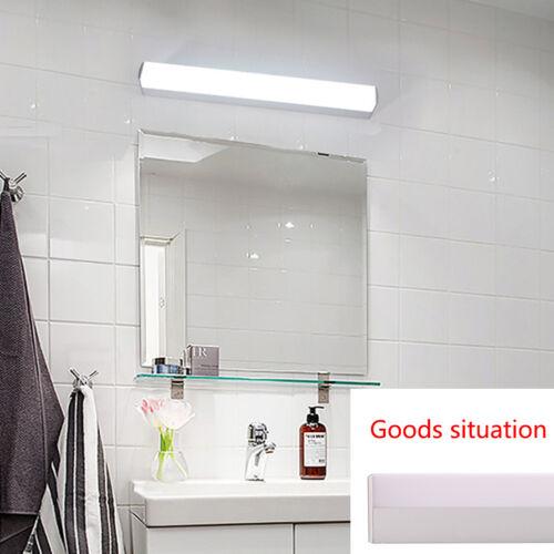 Miroir à LED moderne 16W lampe étanche salle de bains murale I
