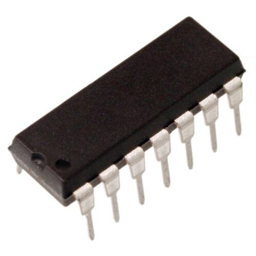 5x LM324N Operations-Verstärker 4-fach DIP14 von Texas Instruments