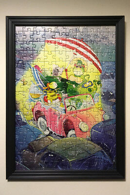 x 150 Piece Mini Jigsaw Puzzles Art Lab