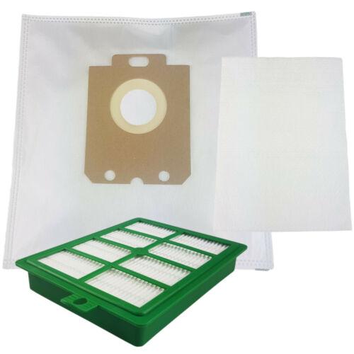 20 Staubbeutel 1 Hepafilter geeignet für AEG VX9-2-ÖKO X Performance