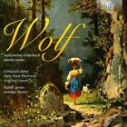 """Wolf: Italienisches Liederbuch; M""""rike-Lieder (CD, Nov-2013, Brilliant Classics)"""