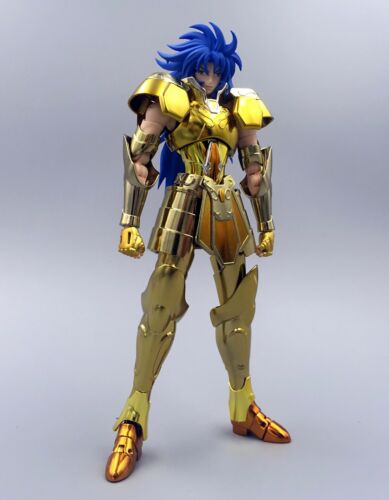 ST S-Temple MC Saint Seiya Cloth Myth EX Gold Gemini Saga metal Cloth