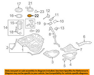 image is loading subaru-oem-09-16-forester-2-5l-h4-