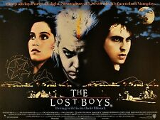 """The Lost Boys 16"""" x 12"""" Reproduction Movie Poster Photograph"""