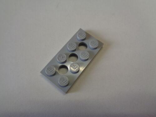 3709 LEGO Technic Plaque Perforée Trou 2x4 Plate Hole choose color