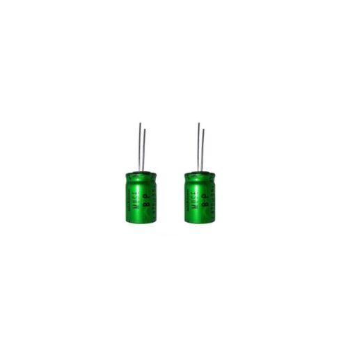 condensatore elettrolitico bipolare UES1H010MDM 2x Nichicon Muse ES 1uF 50V
