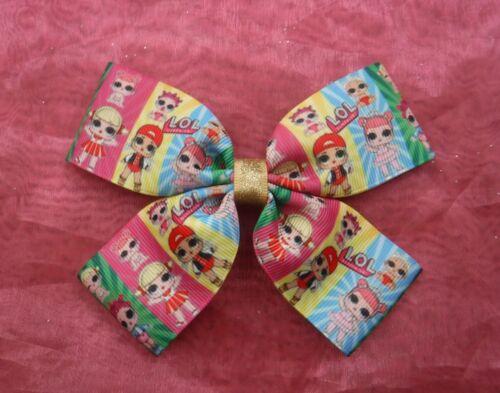 Lol surprise hair bow