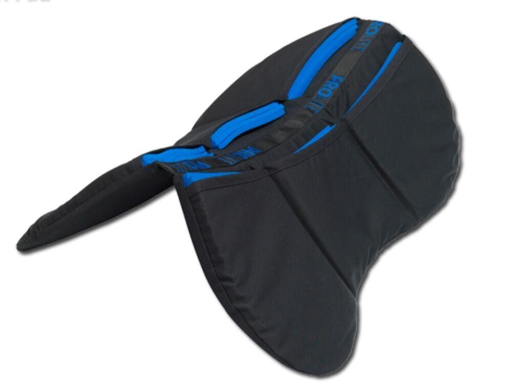 NEW Prolite Tri Pad Adjustable Shock Absorbing Saddle Pad Fits 16.5 - 18  Saddle
