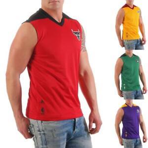 Adidas Bulls, Lakers, Celtics, Cavaliers Nba équipe De Basket Sl Maillot T-shirt-afficher Le Titre D'origine Quell Summer Soif