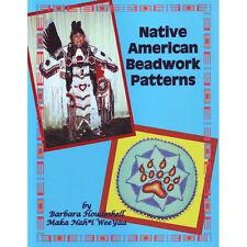 Native American Beadwork Patterns Beading Book